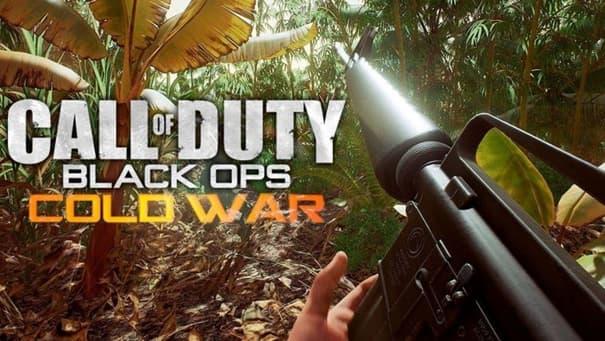 Black Ops : Cold War