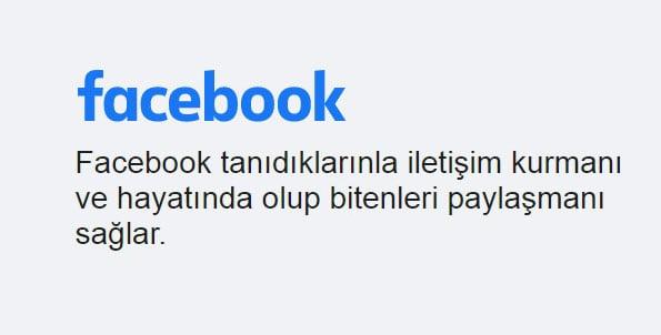 facebook veri transferi