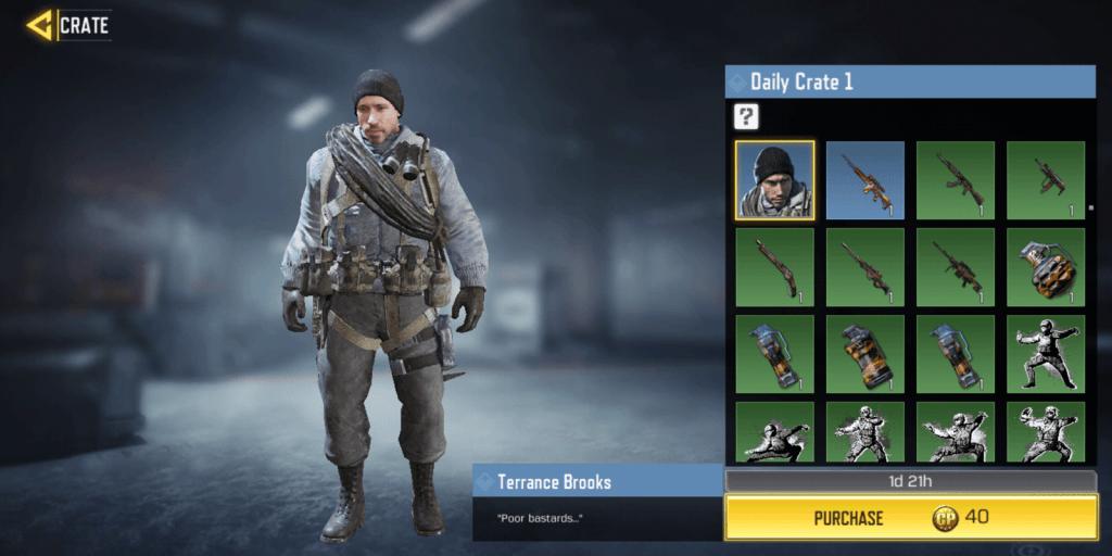 Call of Duty Mobil Kasa Açma