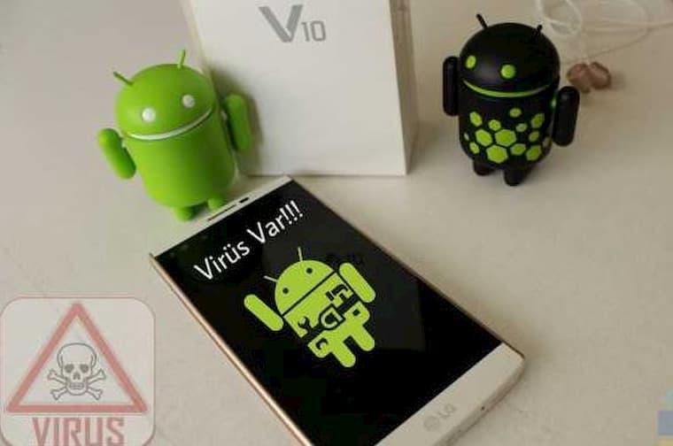 Android Telefonun Aşırı Isınması Virüs