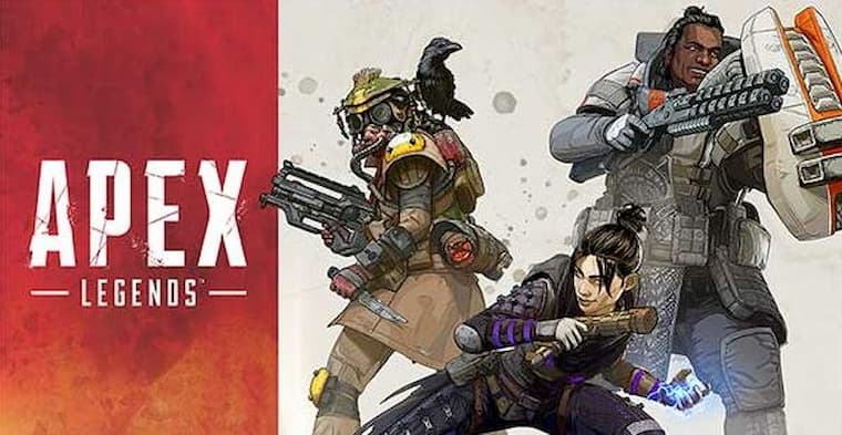 Apex Legends Steam' de Oyun Sevenler ile Buluşuyor