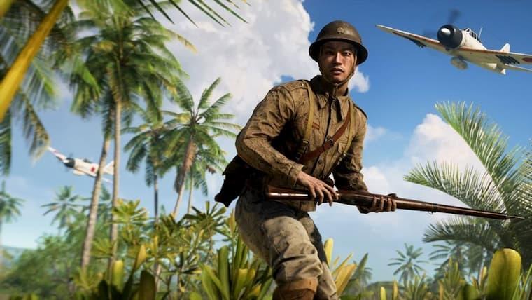 Battlefield 5 Oyun İçi Görüntüsü