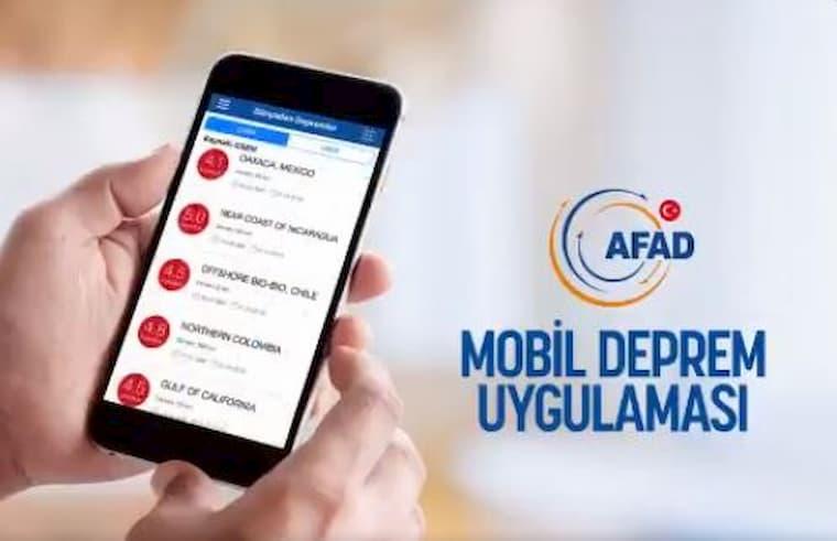 Deprem Anında Kullanılabilecek 6 Mobil Uygulama AFAD Deprem Mobil