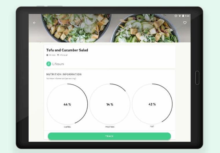 En İyi 3 Diyet Uygulaması Lifesum Diet Macro Tracker