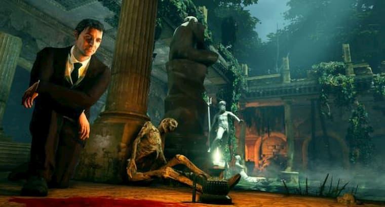 Epic Games'te İndirim Yağmuru Devam Ediyor Sherlock Holmes Crimes and Punishments