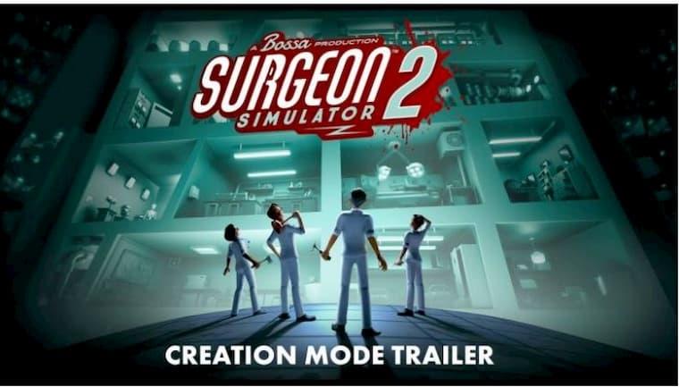 Epic Games'te İndirim Yağmuru Devam Ediyor Surgeon Simulator 2