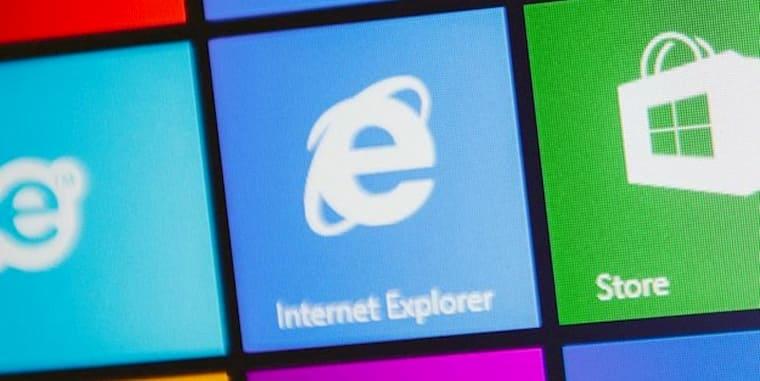 Internet Explorer Web