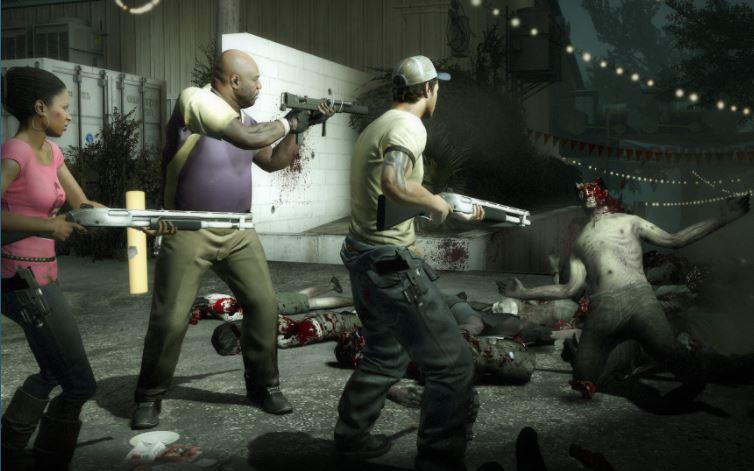 Left 4 Dead 2 Güncellemeleri