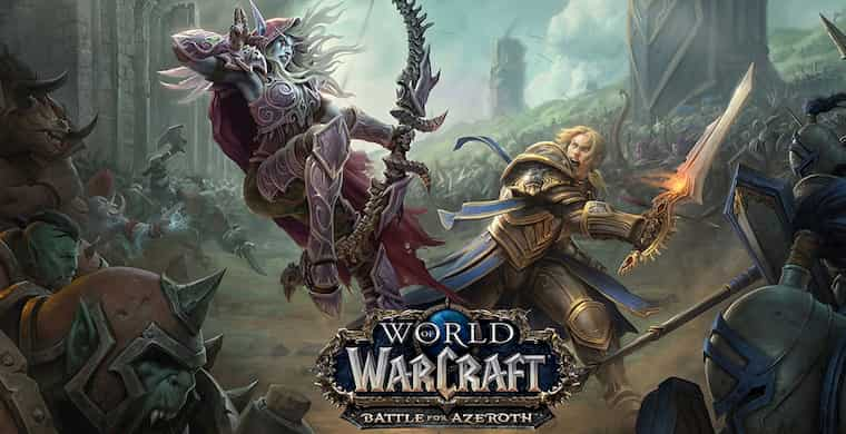 MMORPG Oyunları