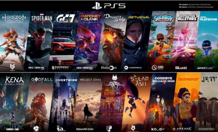 PS 5 Oyun Fiyatları