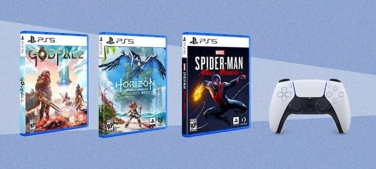 PS 5 Oyun Çeşitleri
