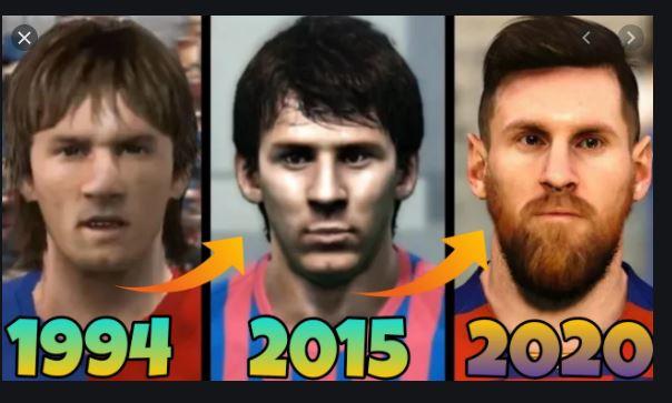 Pro Evolution Soccer Geçmişten Günümüze Yüz Değişmeleri