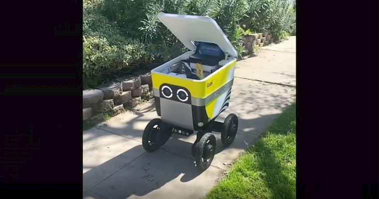 Paket Robot