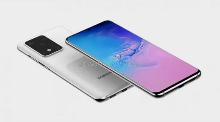 2020 Yılının En İyi 10 Android Telefonu Samsung Galaxy S20 Ultra 5G
