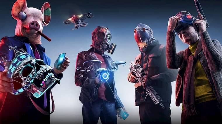Legion Karakterler