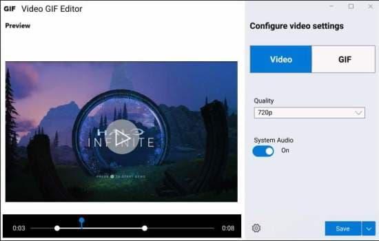 Windows 10 Video düzenleme aracı