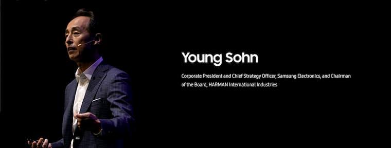 Samsung Yöneticisi Young Sohn