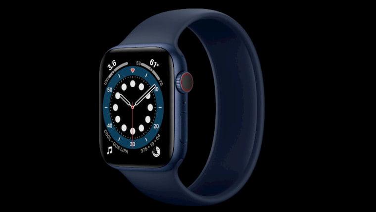 Apple Watch Series 6 ve Apple Watch SE