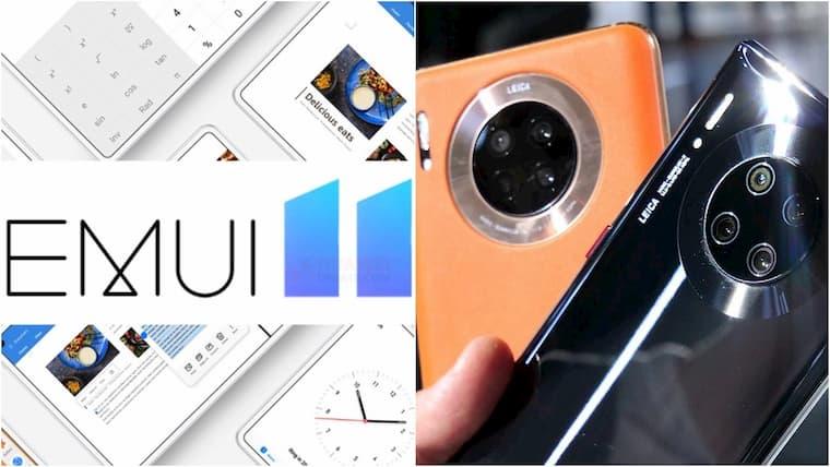 EMUI 11 Beta Güncellemesi Huawei