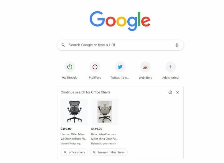 Google Alışveriş Reklamları Gözükme Şekli
