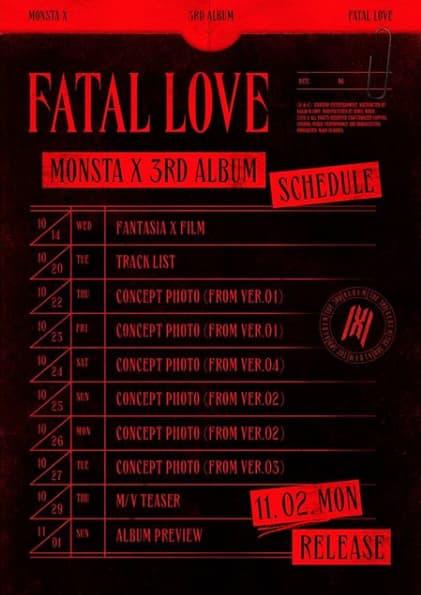 Fatal Love Albümü