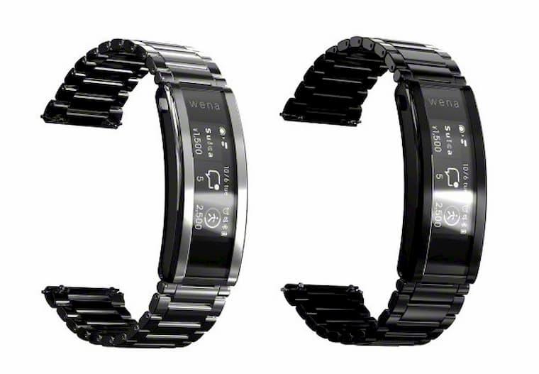 Sony Wena 3 Akıllı Kayış Tanıtarak Akılsız Saatleri Ortadan Yok Edecek