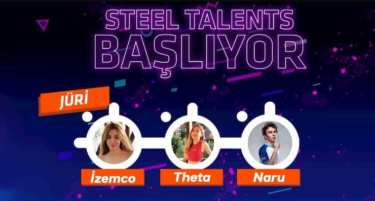 Steel-Talents Yarışması  Jürileri