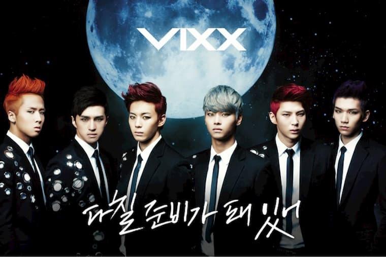 VIXX Grubu Üyeleri