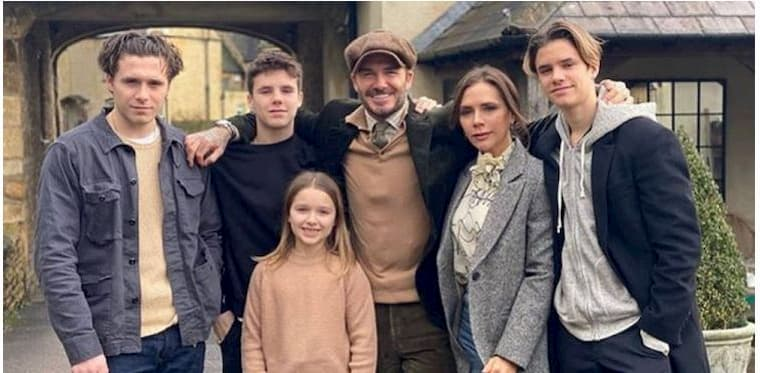 David Beckham Belgeseli Netflix'te