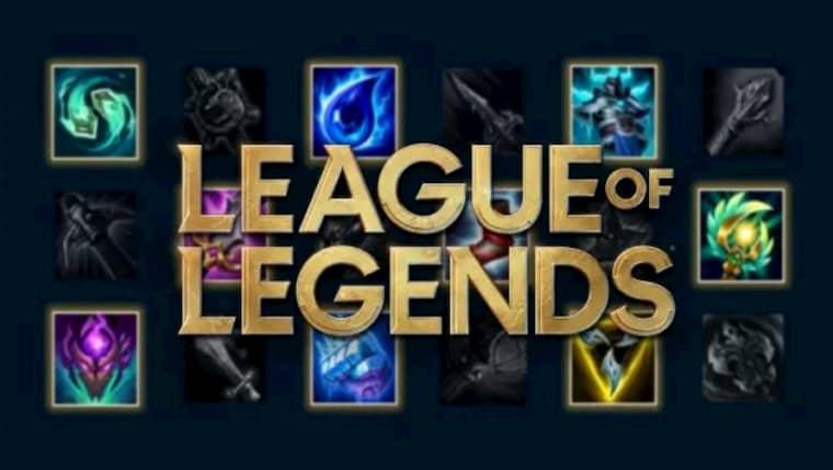 League Of Legends Eşya
