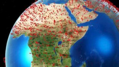 Google Haritalar Koronavirüs Yoğunluk Haritası