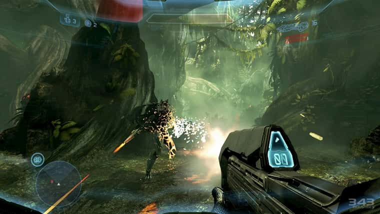 Halo 4 Oyunu