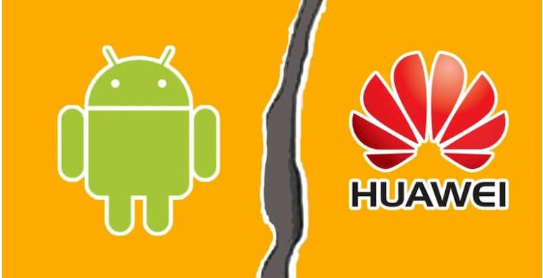 Huawei Google Savaşları Başladı