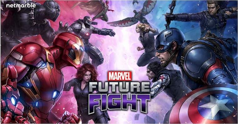 Marvel Future Fıght