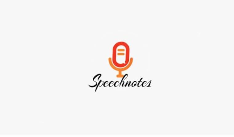 Sesi Yazıya Çeviren Uygulama Speechnotes