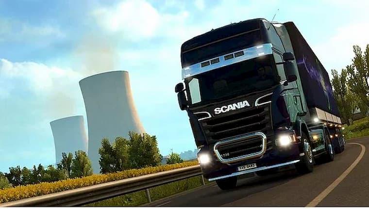 En İyi 3 Simülasyon Oyunu Euro Truck