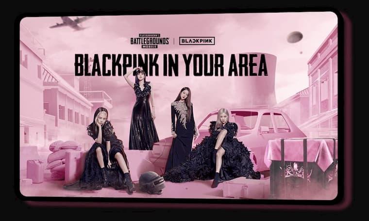 BlackPink Pubg Mobile Oynayacak