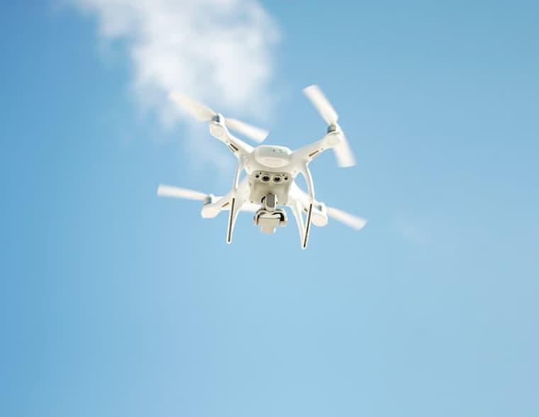 Dronelarla 5G Teknolojisi