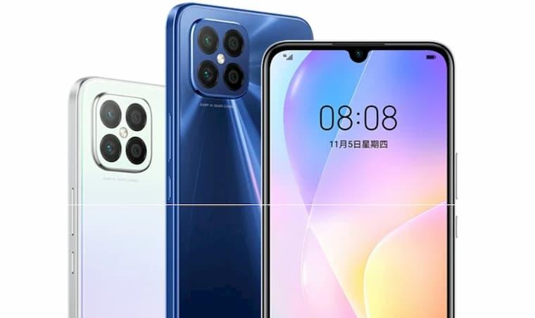 en ince 5G'li telefon Huawei Nova 8 SE
