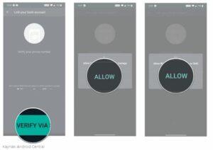 WhatsApp'tan Para Gönderip Almayı Aktif Etme Adım 3