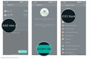 WhatsApp'tan Para Gönderip Almayı Aktif Etme Adım 2
