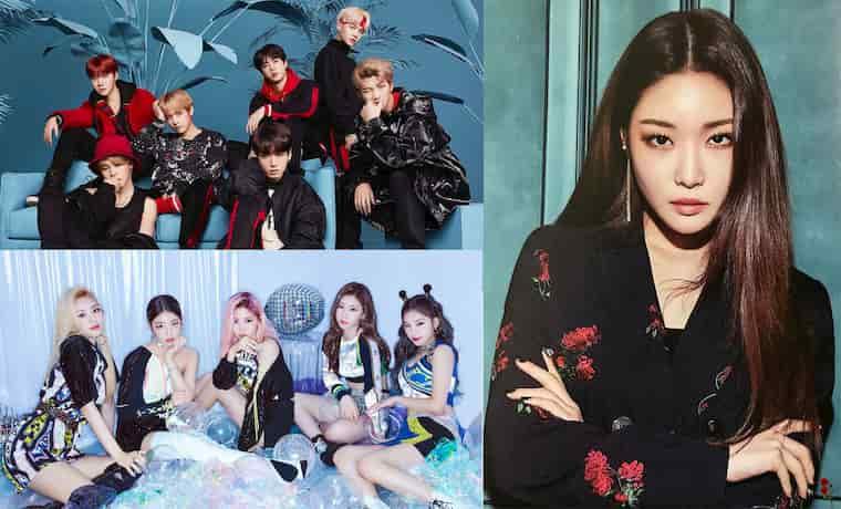 2020 Yılının En İyi K-pop
