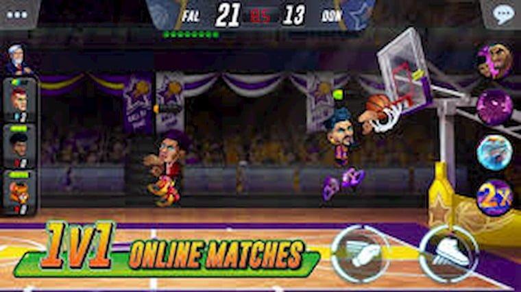 Basketbol Arena Elmas Hilesi