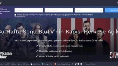 BluTV Çöktü