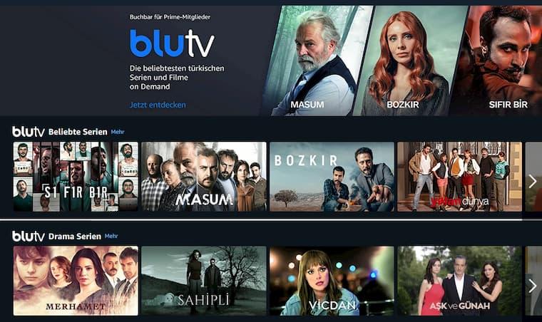 BluTV Hafta Sonu Ücretsiz ve BluTV'de İzleyebileceğiniz Diziler
