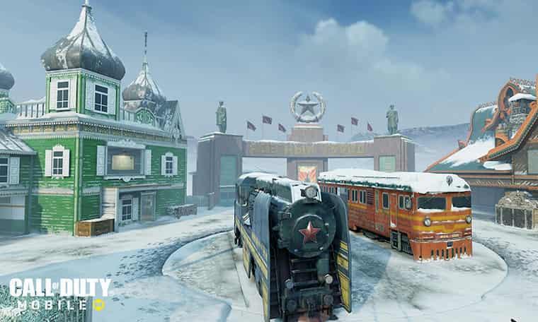 Call of Duty Mobile Kar Teması