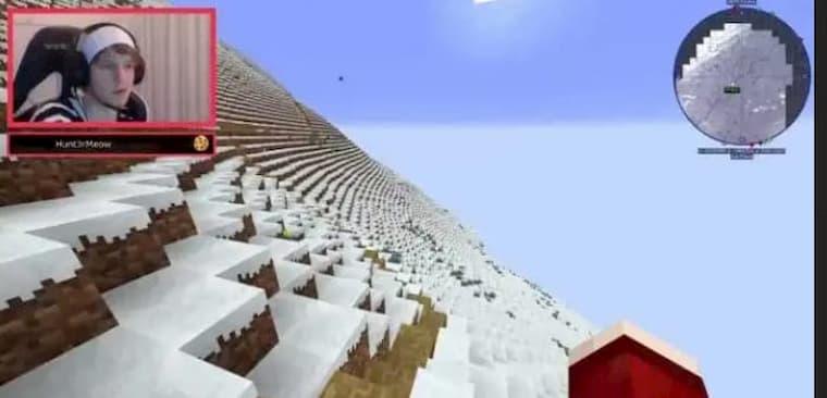 Everest Dağı 1/1 Ölçek İle Modellenip Tırmanıldı