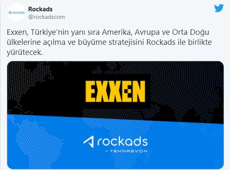Exxen'in Hangi Ülkelerde Yayın Yapacağı Belli Oldu