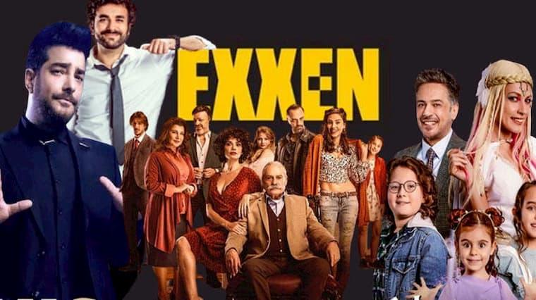 Exxen'in Abone Sayısı Rekor Kırdı