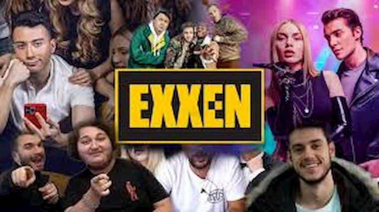 Exxen TV İçerikleri